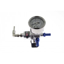 Benzinnyomás szabályzó, FPR, regulator D1Spec Ezüst
